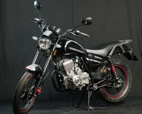 Moto pas chère Madagascar 125cc 3A 1