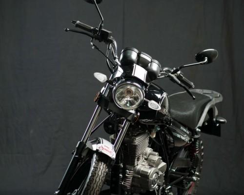 Moto pas chère Madagascar 125cc 3A 2