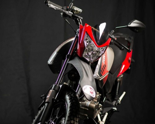 Moto pas chère Madagascar 125cc J 2