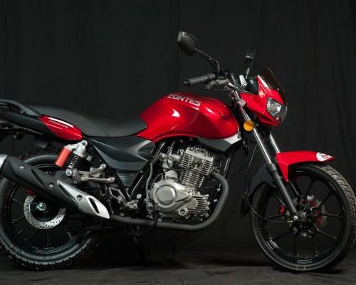 Moto pas chère Madagascar 125cc 8A 1