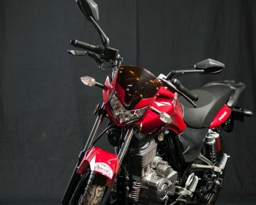 Moto pas chère Madagascar 125cc 8A 2