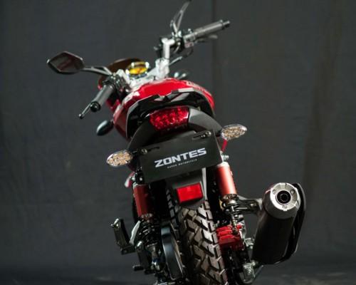 Moto pas chère Madagascar 125cc 8A 3