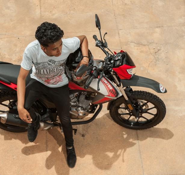 Acheter Moto pas chère Mada