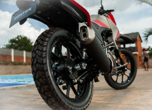 Motos 125 Zontes Moto pas chère Madagascar