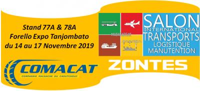 Salon International des Transports, Logistique et  Manutention 2019.